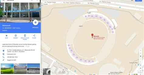 olimpiadi sedi maps ci permette di visitare 25 sedi indoor delle