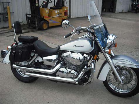 honda shadow aero buy 2005 honda shadow aero 750 vt750 cruiser on 2040motos