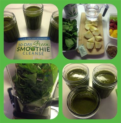 Jj Smith Sugar Detox by Day 1 Jj Smith 10 Day Green Smoothie Cleanse I Refuse
