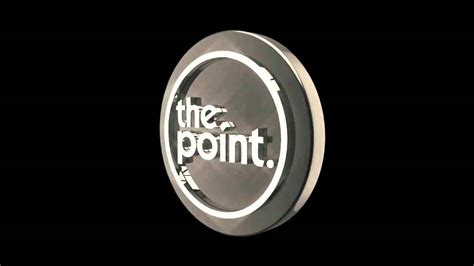 make my logo spin the point 3d rotating logo
