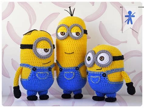 pattern crochet minion 20 free amigurumi patterns to melt your heart
