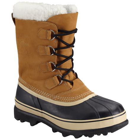 s winter boots sorel s caribou winter boots