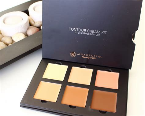 anastasia cream contour kit light m n h beauty review swatches anastasia beverly hills