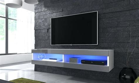 Floating Tv Cabinet Cool Ideas Floating Cabinet Best Unit