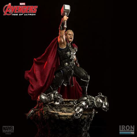 thor movie uk age rating avengers age of ultron thor iron studios 1 6 statue