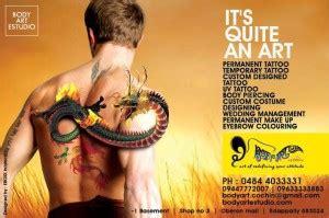 Body Tattoo In Kochi | places in cochin to get a tattoo cochinsquare