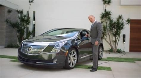 cadillac elr commercial actor cadillac elr is walking dead but may be great rare used car
