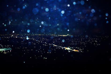 wallpaper bintang malam hari keindahan bukit bintang pathuk gunung kidul di malam hari