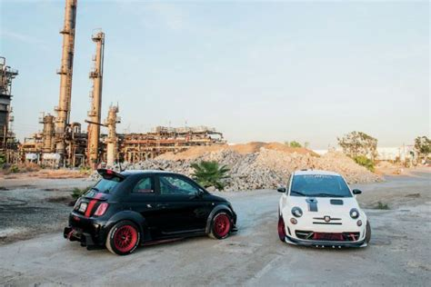 2012 fiat 500 abarth road race motorsports m1 package
