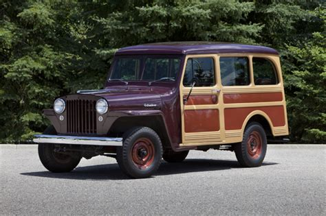 jeep station wagon 2018 the history of the 1946 1965 willys overland wagon the