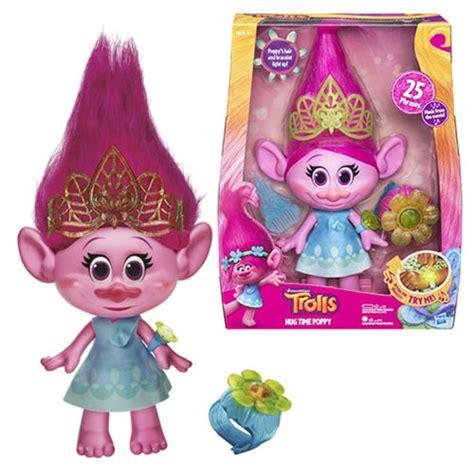 Trolls Poppy Hair Style Doll by Trolls Hug Time Poppy Doll Figure Your Shopping