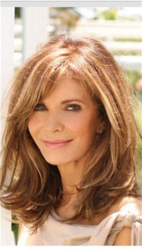 bangs or no bangs over 40 20 gorgeous medium length haircuts for women over 50