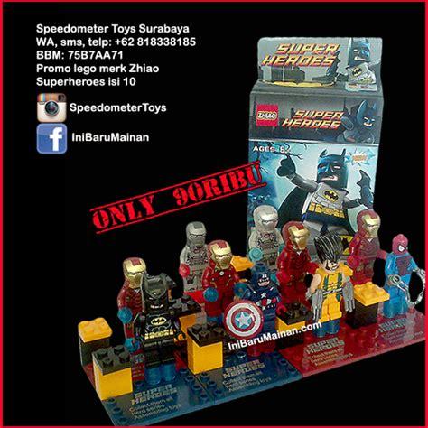 Mainan Mobil Rc Batman 3278 lego china superheroes speedometer toys rc diecast