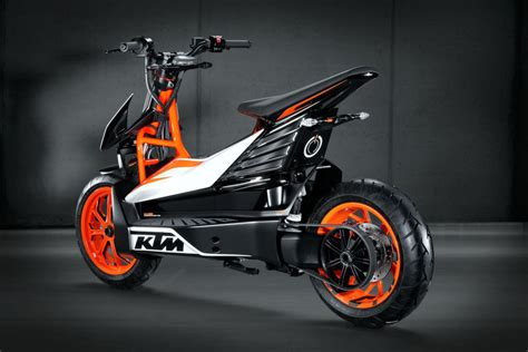 Ktm Elektroauto by Ktm E Speed E Scooter Mit Spa 223 Faktor Ecomento Tv
