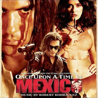 Vcd Original Once Upon A Time In Mexico Once Upon A Time In Mexico Original Motion Picture