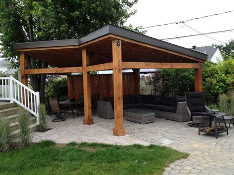 gazebi moderni best 25 modern gazebo ideas on cabana modern