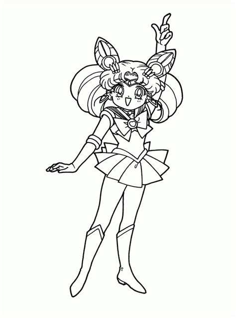 moon rock coloring page coloriage sailor chibi moon 224 imprimer