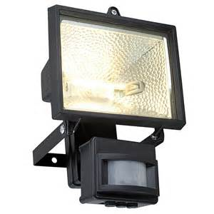Outdoor Security Light With Sensor 88813 Alega Outdoor Aluminium Sensor Black Security Light From Lights 4 Living
