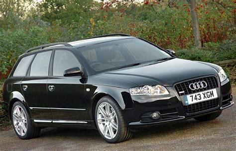 Audi A4 B7 2005 RHD Road Test Road Tests Honest John