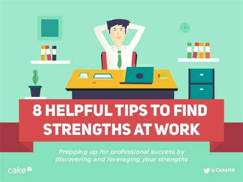 8 Tips On Finding The Gift by 8 Tips On How To Find Strengths At Work