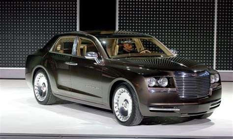 Chrysler Imperial Concept Car by 2006 Chrysler Imperial Concept Classic Cars Today