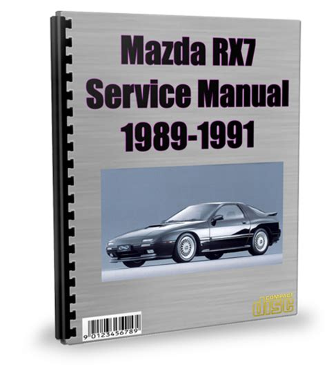 chilton car manuals free download 1989 mazda rx 7 head up display mazda rx7 1989 1991 service repair manual download download manua