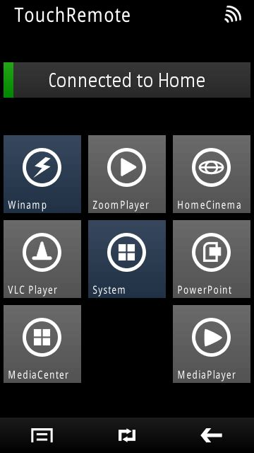 themes java touch free touchremote for java software trial download or buy