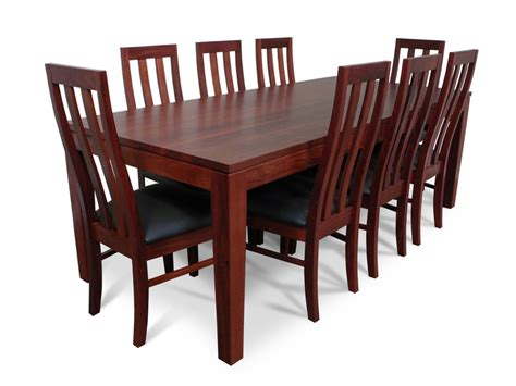 jarrah dining chairs hamilton jarrah 2200 dining set with timber chairs living elements