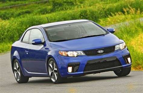 Kia Fort 2010 Kia Forte Koup Hits Dealerships Later This Summer