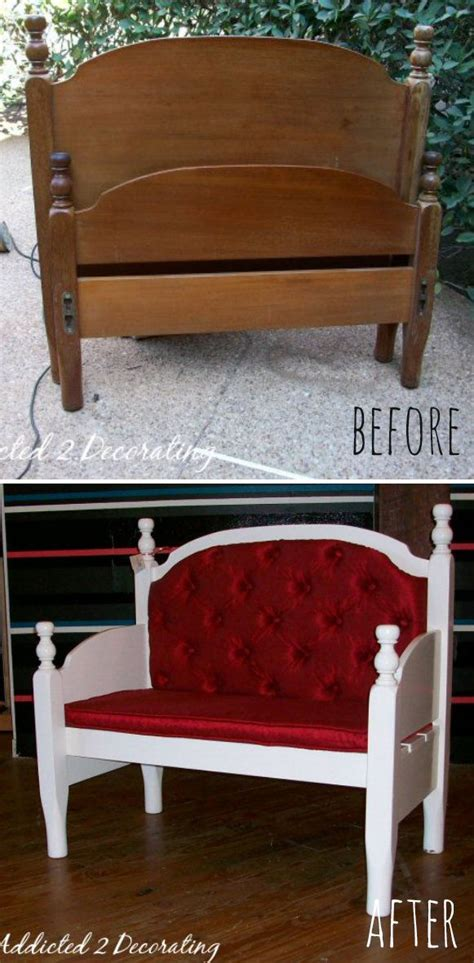 refurbished wood headboard best 25 refurbished headboard ideas on pinterest