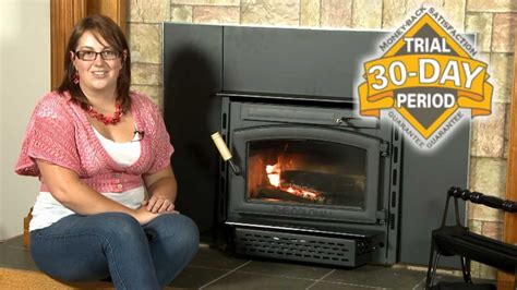 Convert Wood Burning Stove To Fireplace by Let The Colonial Fireplace Insert Convert Your Fireplace