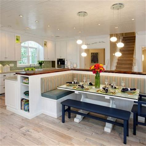 kitchen islands with tables attached kitchen table attached to island design ideas pictures