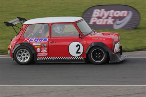 Mini Cooper Hayabusa by Zcars Mini Busa Race Car Classic Mini Cooper 1969
