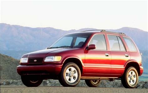 used 1995 kia sportage suv pricing features edmunds