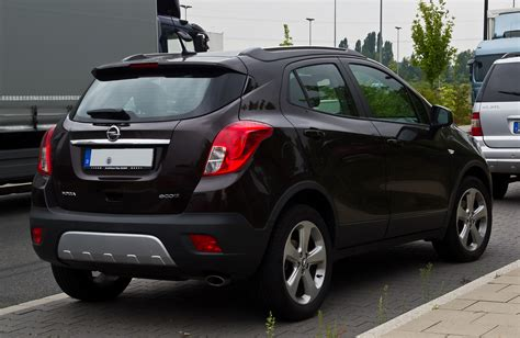 Auto Mokka by Design Of The Car Opel Mokka Wallpapers And Images