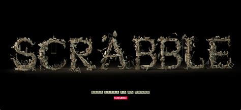 ad scrabble word scrabble letters ads of the world