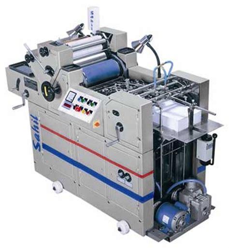 mini offset printing machine manufacturer infaridabad