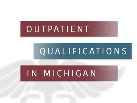 Detox Centers In Michigan by Outpatient Abuse Treatment Programs In Michigan
