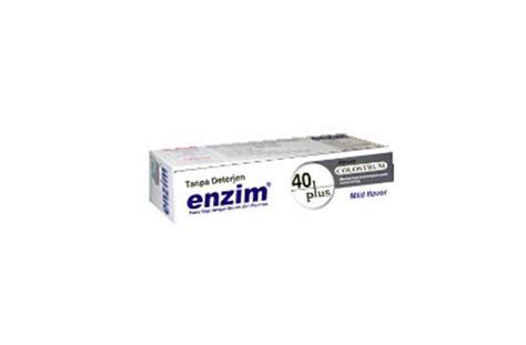 Pasta Gigi Enzim Di Indo produk enzim enzim 40