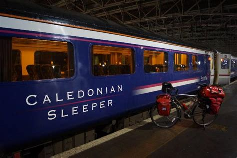 Caledonian Sleeper Stops by Trip To Europe From To Edinburgh And Back
