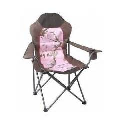 Pink Camo Cing Chair by Pink Cing Chair Realtree Camo Folding Portable