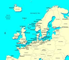 Northern Europe Map maps of europe countries northern europe region maps
