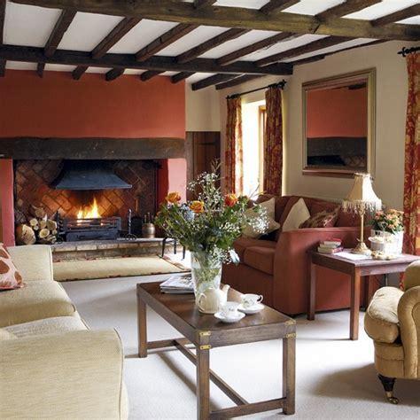 Autumn Living Room Cosy Autumn Living Room Housetohome Co Uk