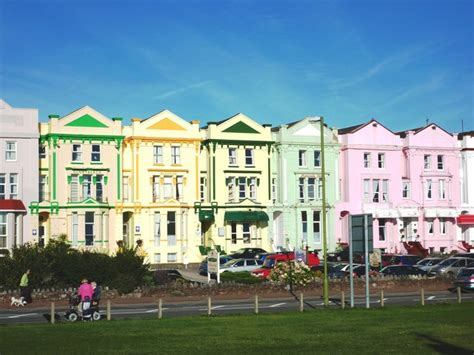 Colourful Guest Houses And Hotels 169 Tom Jolliffe House Paignton