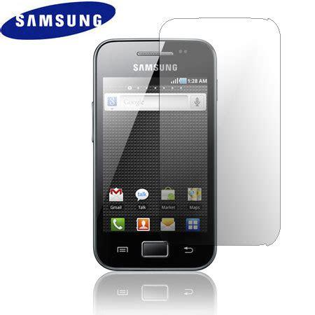 Fc Galaxy Ace Z original samsung galaxy ace displayschutzfolie mobilefun de