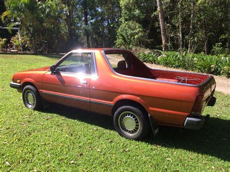 subaru brumby 1986 subaru brumby car sales qld gold coast 2908335