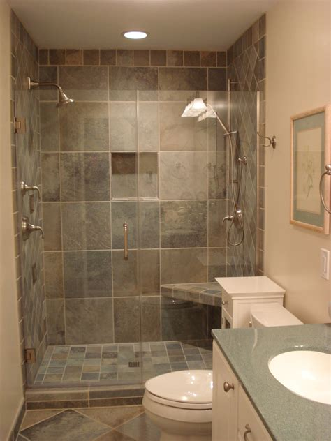 Remodeling Bathroom Shower Lifetime Design Build Inc Completed Projects