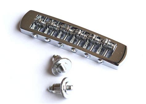 Roller Bridge Chrome schaller roller guitar bridge chrome 645208008283 ebay