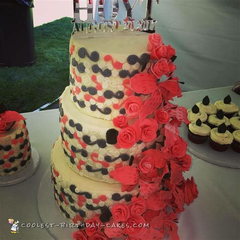 Tiered Wedding Cakes by My Three Tiered Wedding Cake