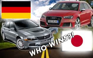 Used Japanese Cars For Sale In European Japanese Cars Vs German Cars Who Wins